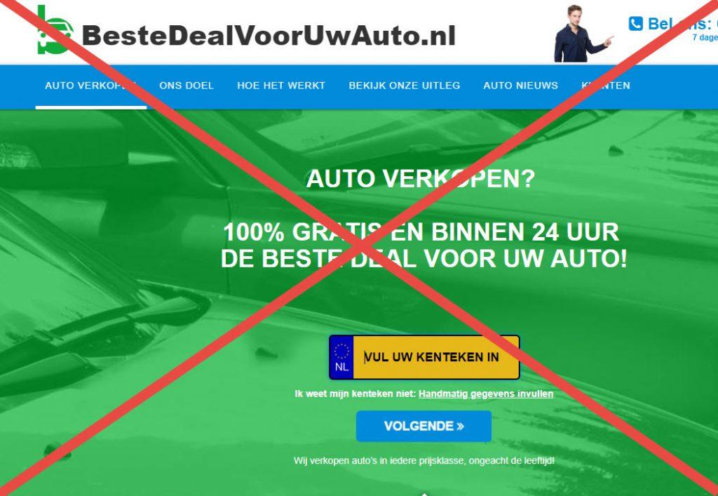 Bestedealvooruwauto.nl in uitzending van opgelicht