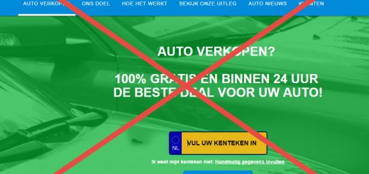 beste deal voor uw auto