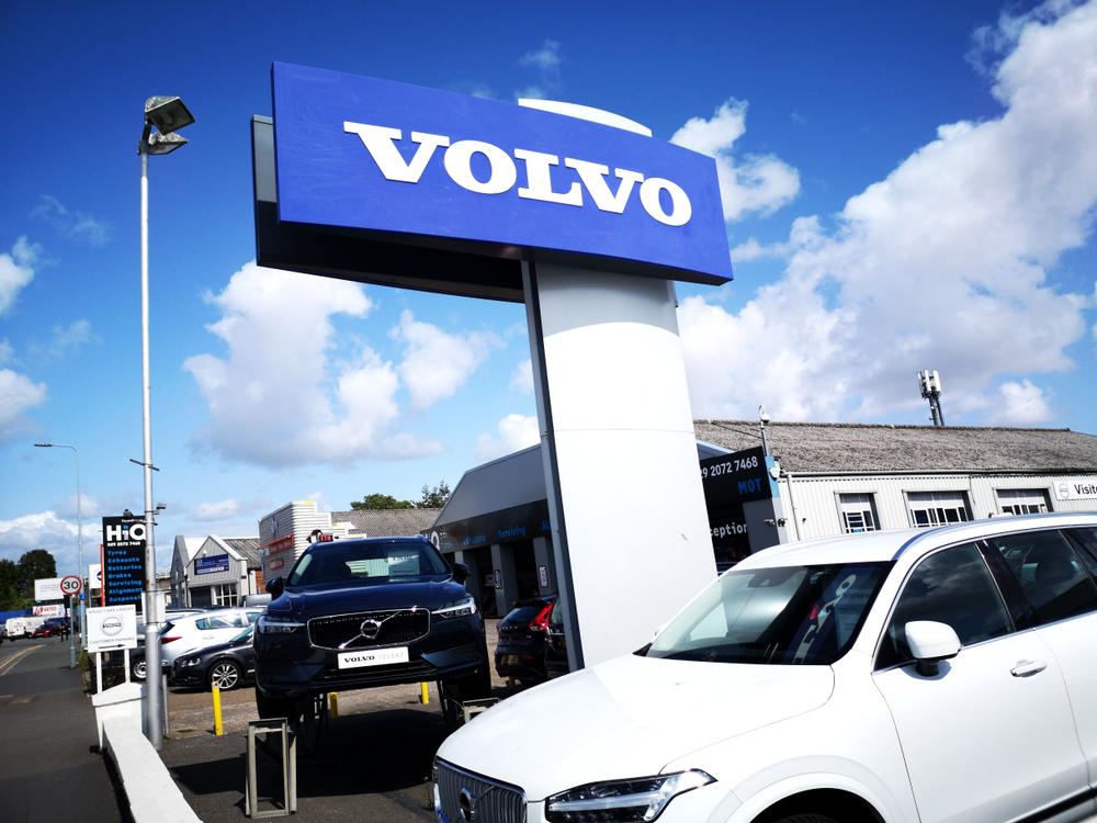 Jij wil van je Volvo af
