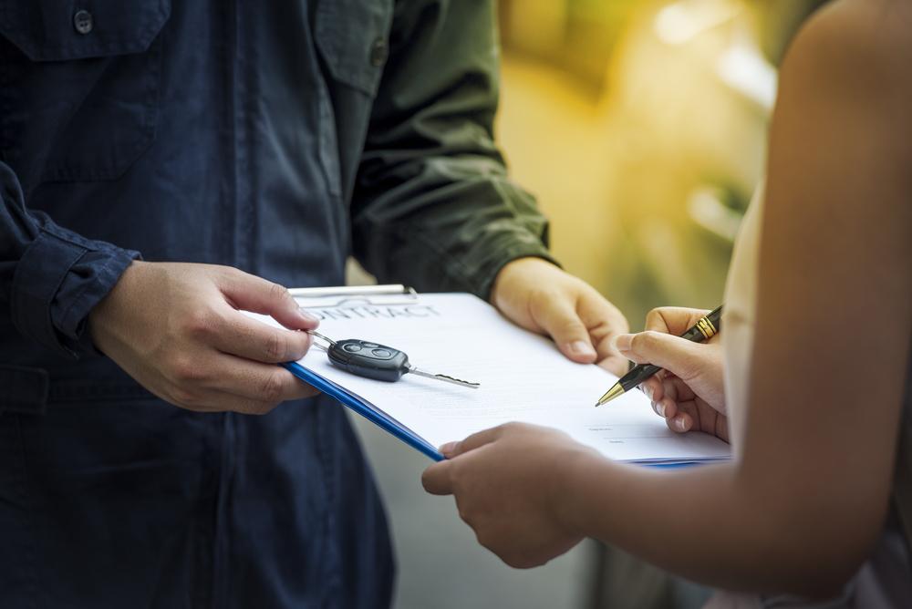 Je oude lease auto verkopen?