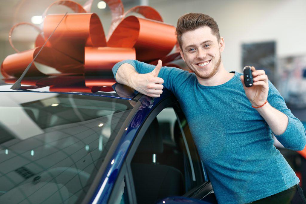 Je hebt een auto gewonnen maar wil hem verkopen?